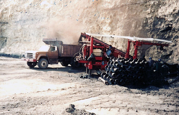Bundy Auger Mining Inc Contour Highwall Mining